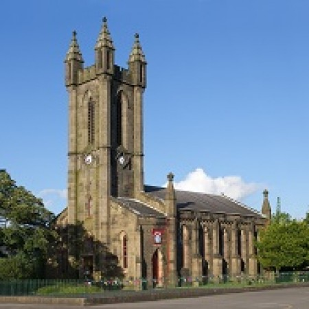 Churches in Ramsbottom